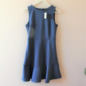 NWT Royal Blue Sleeveless GAP Dress